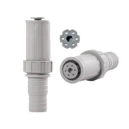 Vòi tưới cây cầm tay nhựa POM điều chỉnh cự li tưới xa hoặc gần BB-918X
