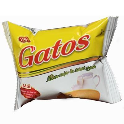 Bánh bông lan GATOS trứng gà tươi