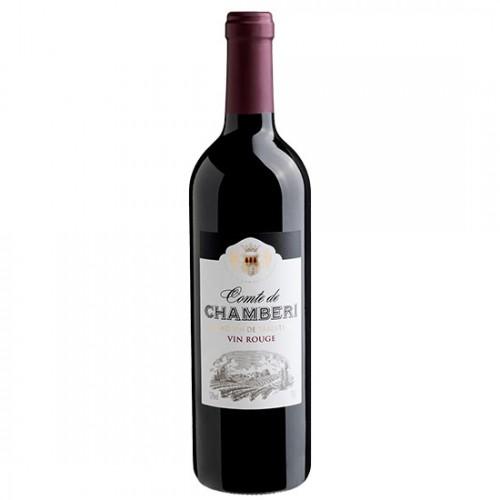 Rượu vang đỏ Tây Ban Nha COMTE DE CHAMBERI VIN ROUGE 750ml