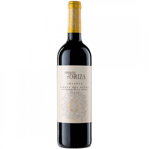 Rượu vang đỏ Tây Ban Nha CONDADO DE ORIZA CRIANZA 750ml