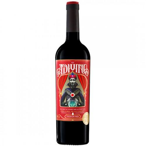 Rượu vang đỏ Tây Ban Nha EL ADIVINOA Tempranillo, Syrah 750ml