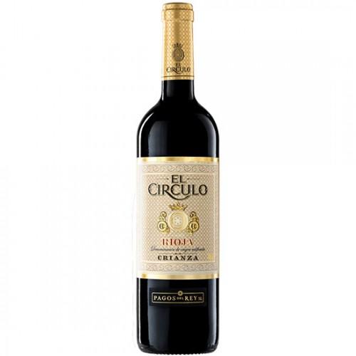 Rượu vang đỏ Tây Ban Nha EL-CIRCULO CRIANZA - RIOJA 750ml