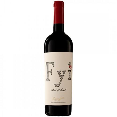 Rượu vang đỏ Tây Ban Nha FYI Red Blend 750ml