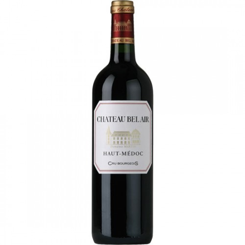 Rượu vang đỏPháp Chateau BEL AIR 2013 - CRU BOURGEOIS 750ml