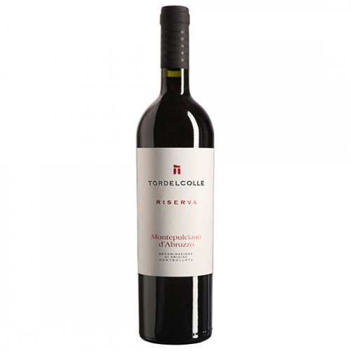 Rượu vang đỏÝ TOR DEL COLLE RISERVA Montepulciano 750ml