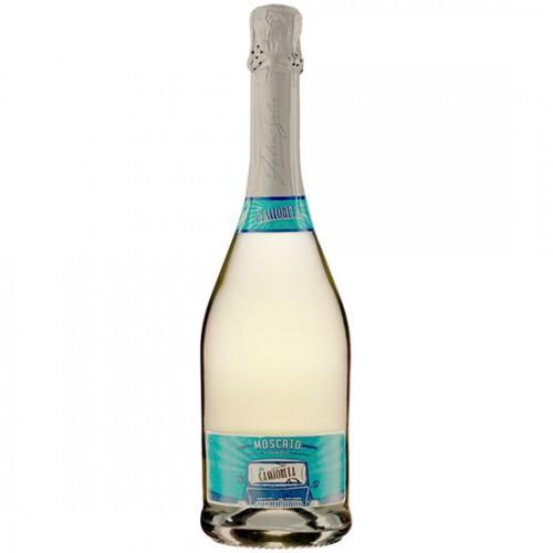 Rượu vang sủi bọt trắng Tây Ban Nha LA CAMIONETA MOSCATO 750ml