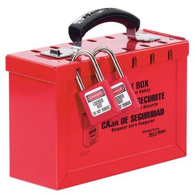 Hộp khóa nhóm di động Master Lock 498A