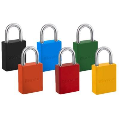 Khóa móc an toàn bằng nhôm Master Lock 6835
