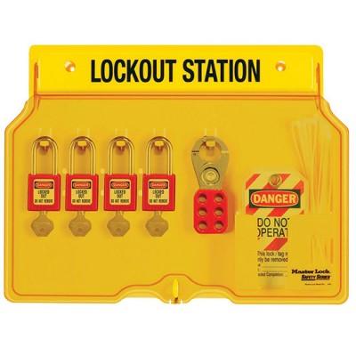 Trạm khóa treo tường Master Lock 1482BP410