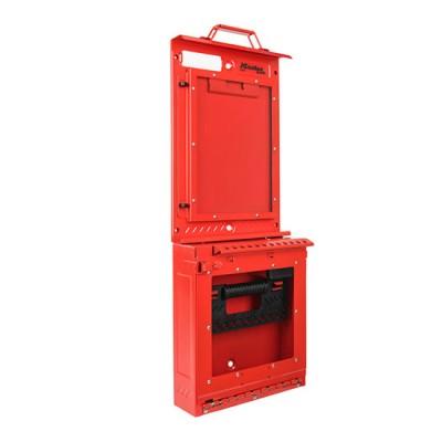Trạm kiểm soát giấy phép và khóa nhóm Master Lock S3500