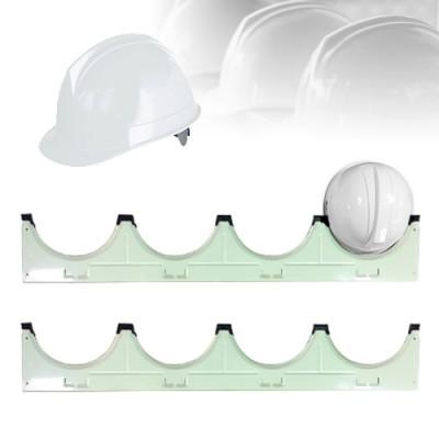 Giá treo mũ bảo hộ an toàn 4 nón TTK-COV-N5