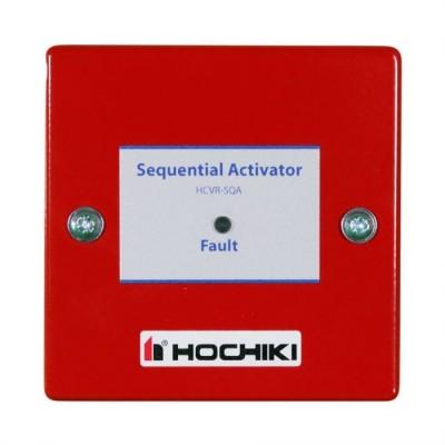 Bộ kích hoạt tuần tự Hochiki HCVR-SQA