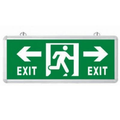 Đèn lối thoát hiểm chỉ hướng 2 mặt EXIT HUFA-RL210