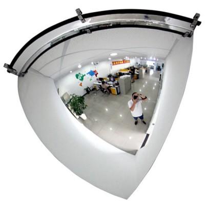 Gương mái vòm 1/4 chỏm cầu KLQ-0500