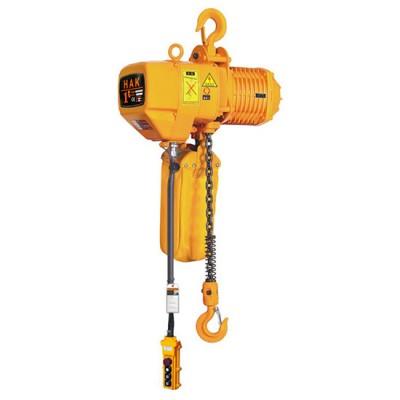 Pa lăng xích điện cố định 1 tấn 3m HAK01-01P 220V