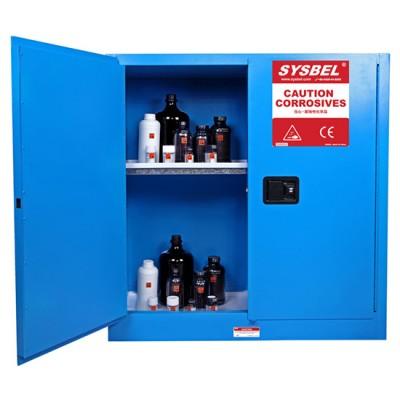 Tủ chứa dung môi gây ăn mòn 30 Gallon SYSBEL WA810300B