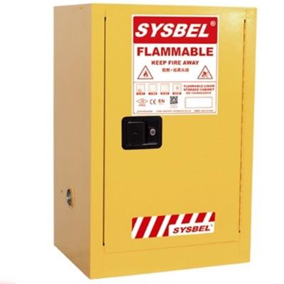Tủ đựng hóa chất chống cháy 12 Gallon SYSBEL WA810120