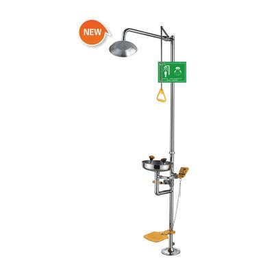 Vòi sen rửa mắt kết hợp tắm khẩn cấp WJH1005