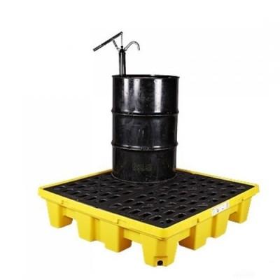 Pallet chứa phuy chống tràn dầu SYSBEL SPP104