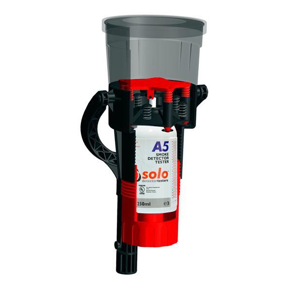 Thiết bị thử đầu báo khói SOLO 330 1